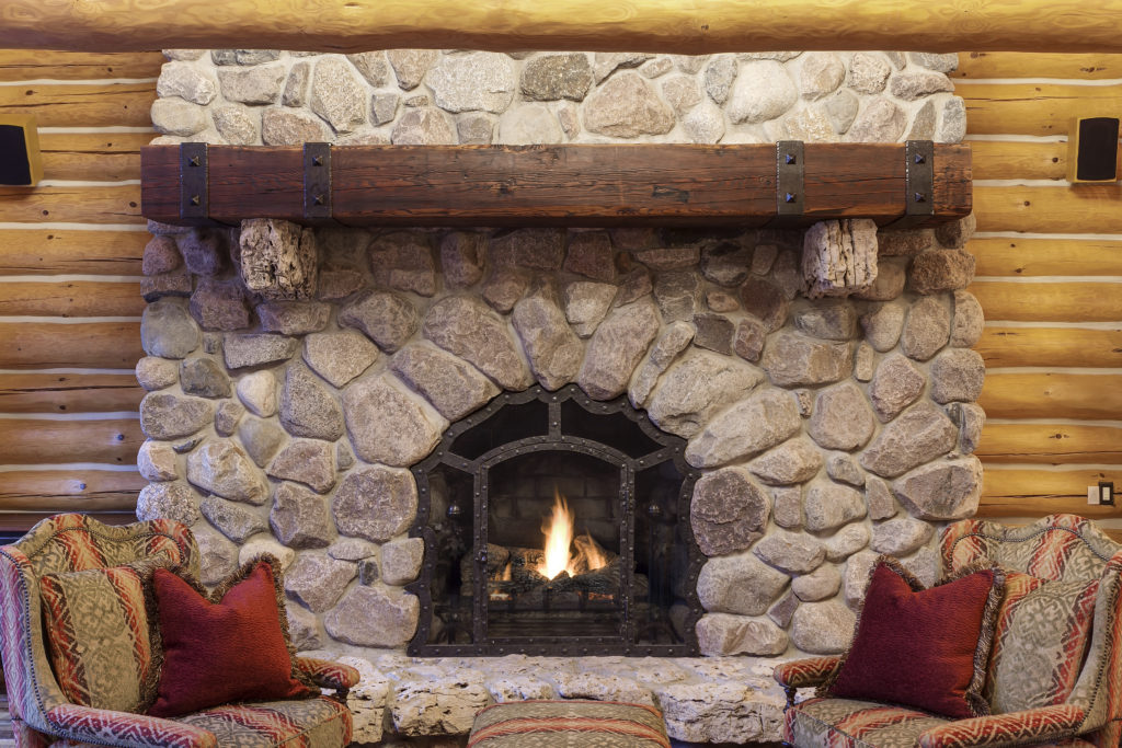 how to finish reclaimed wood mantel