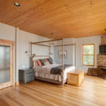 Southern yellow heart pine reclaimed wood flooring and ceiling flooring