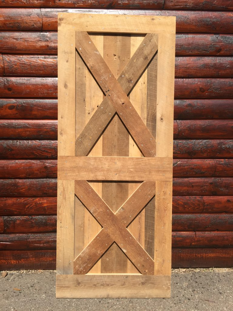 Reclaimed Wood Barn Doors Mr Timbers