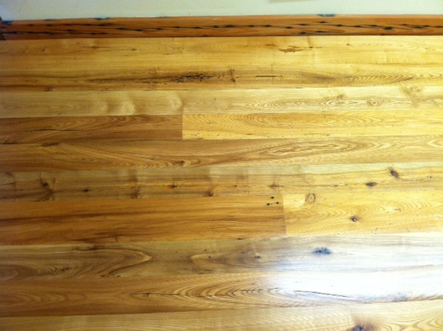 Reclaimed wood antique ash flooring mr timbers for Ash hardwood flooring