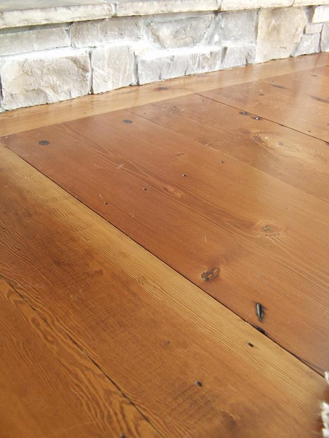 Extreme Flooring Douglas Fir Reclaimed Wood Manomin