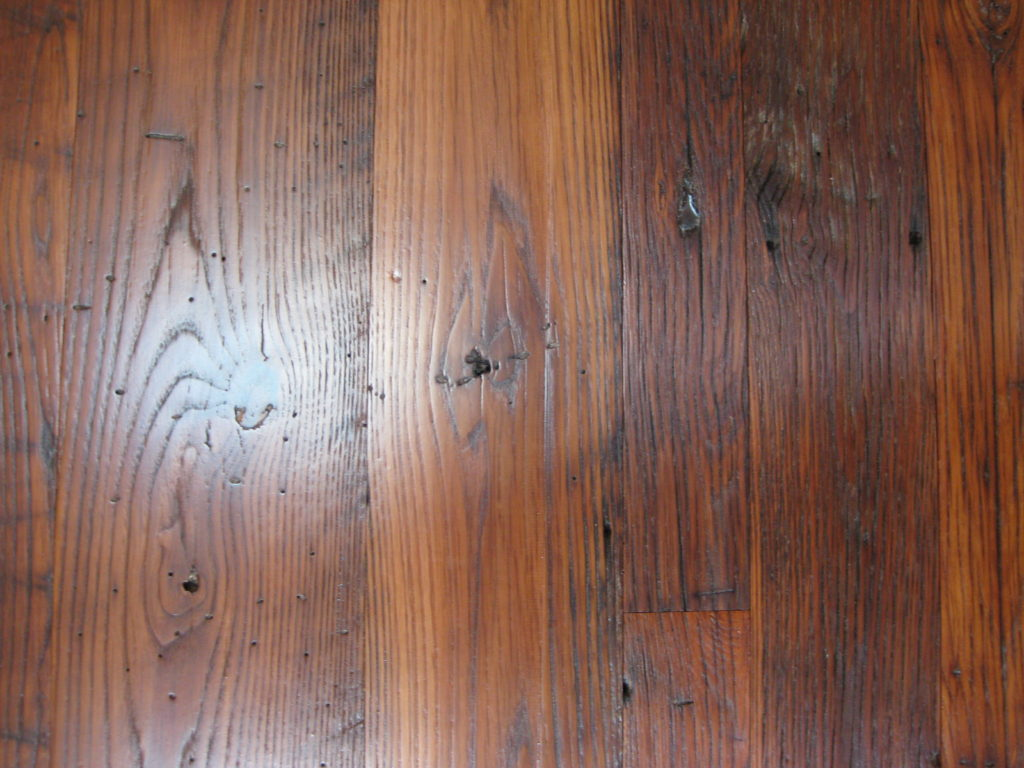 Reclaimed Chestnut Flooring Antique Wood Manomin