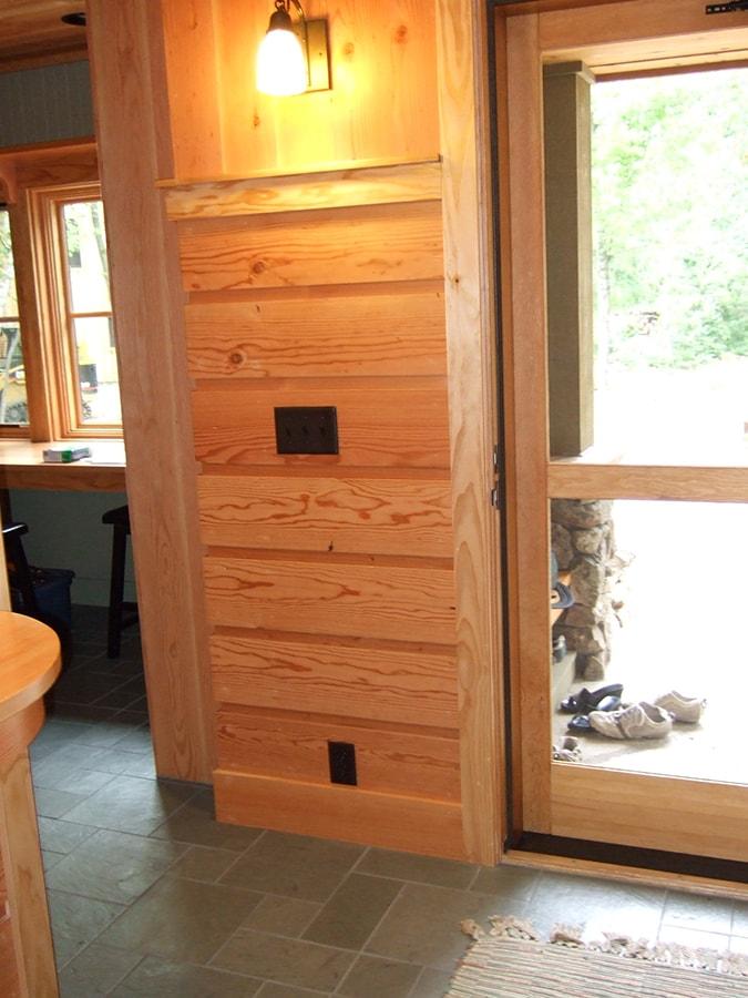 Douglas Fir Wall Paneling Manomin Resawn Timbers
