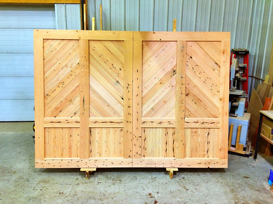 Reclaimed Wood Barn Doors Mr Timbers Page 2