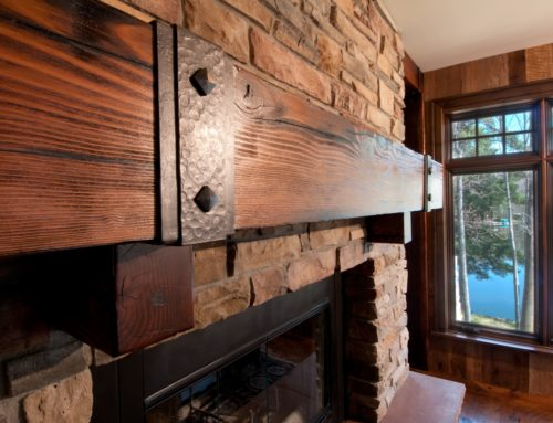 The Dos and Don'ts of Buying Reclaimed Wood Mantels