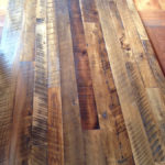 Antique Mixed Reclaimed Wood Hardwood Flooring