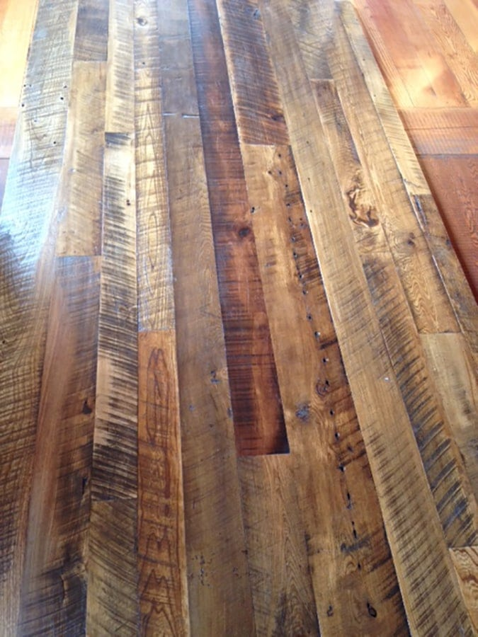 Antique Hardwood Flooring antique hardwood floor hardwood floor Antique Mixed Reclaimed Wood Hardwood Flooring