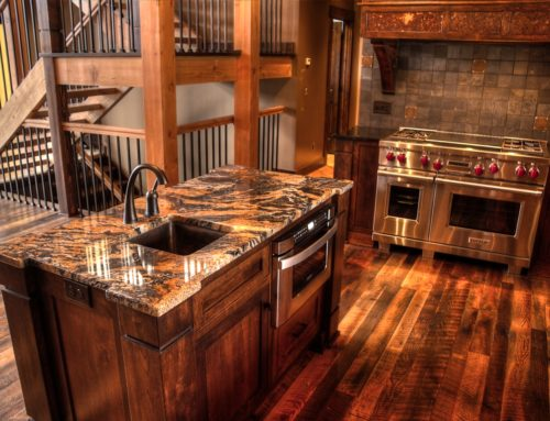 Tips For Choosing Your Kitchen Cabinets and Flooring
