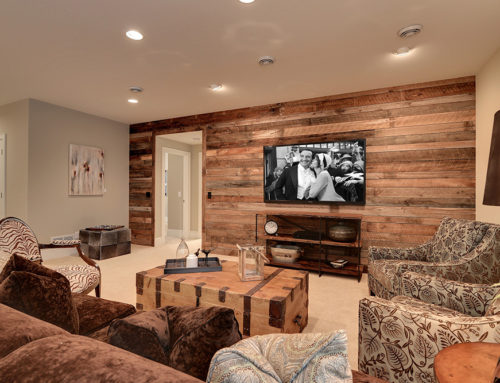 Style Guide: Wood Wall Paneling (A Great Alternative to Drywall & Paint)