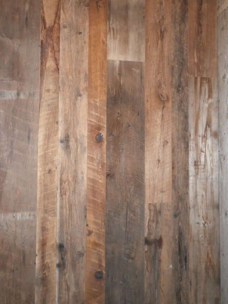 Weathered Wood Paneling Authentic Antique Lumber Manomin