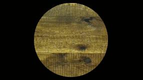 Close up of ash panel