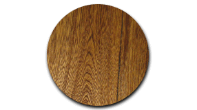 golden elm flooring close up
