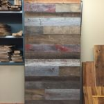 Multi-wood prana barn door