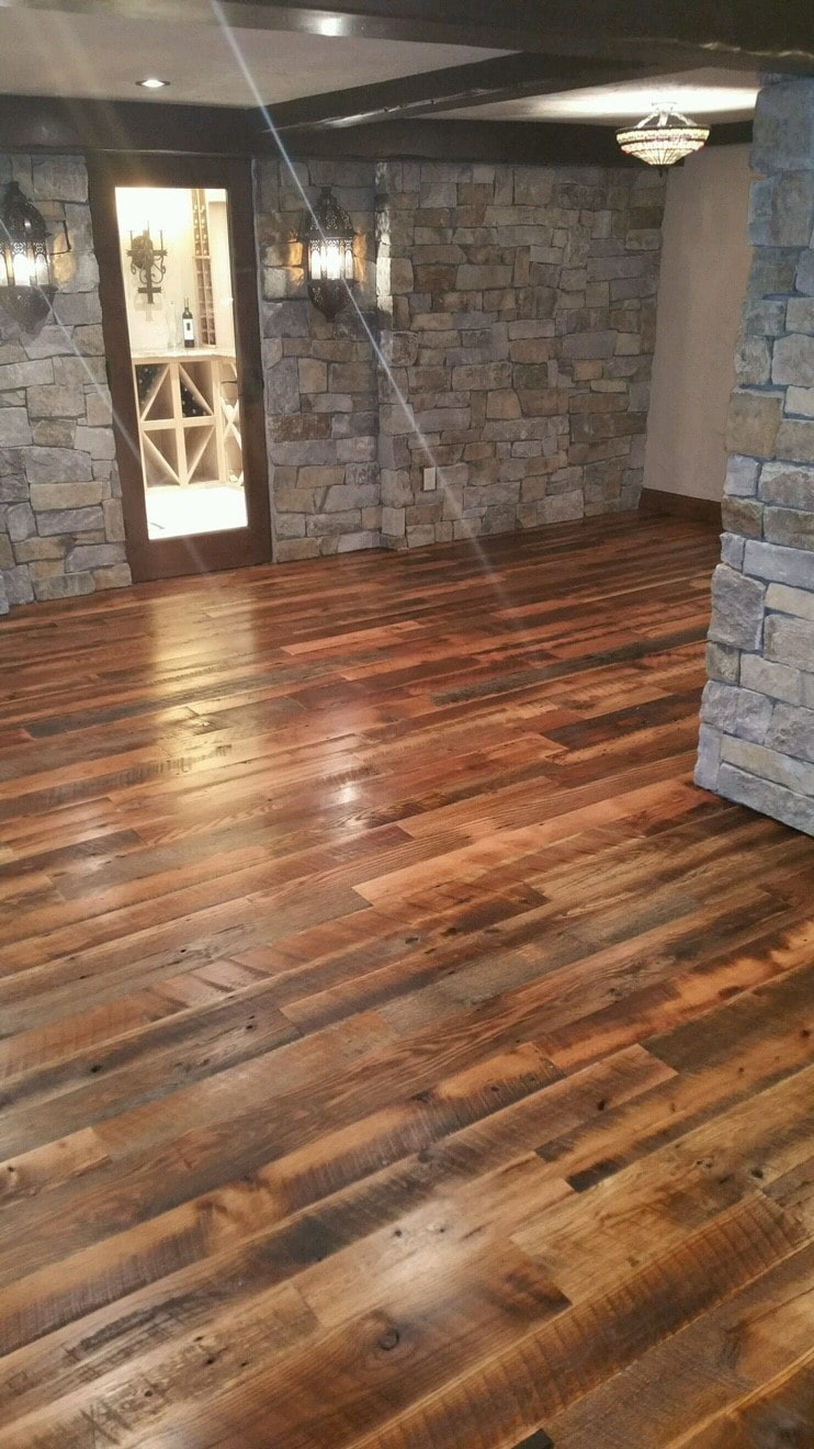 Antique Oak Flooring Reclaimed Antique Oak Manomin