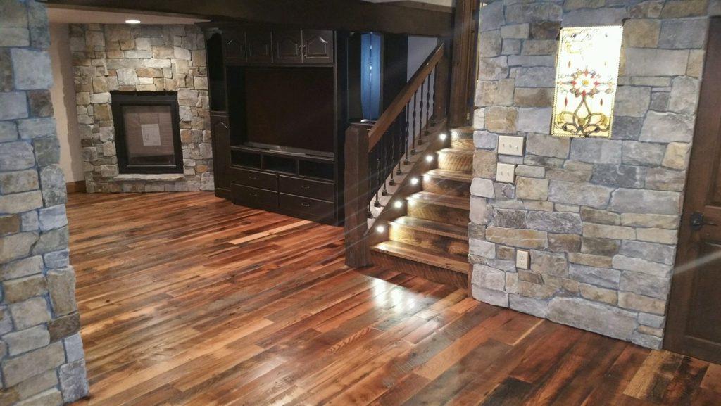 Antique Oak Flooring Reclaimed Antique Oak Manomin