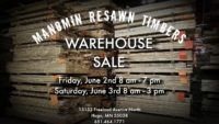 Manomin Resawn Timbers Warehouse Barnwood Sale