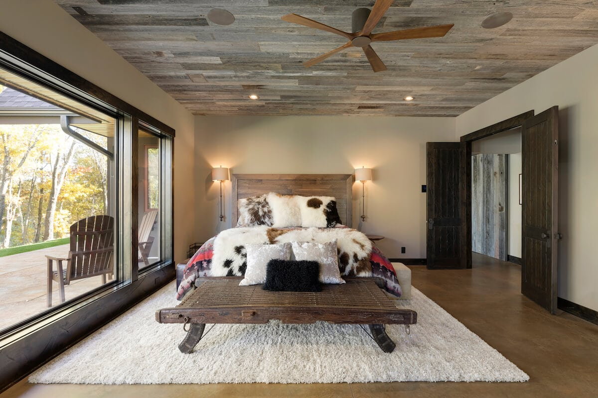 Weathered Barn Wood | Featured Projects Series | Manomin on sandstone home, industrial home, painted home, green home, spring home, yellow home, j.lo home, copper home, antique home, blu home,
