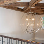 antique timbers light fixture